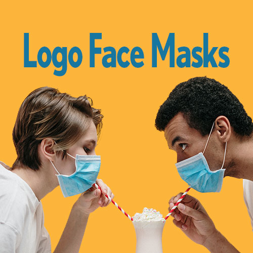 Logo-Face-Masks