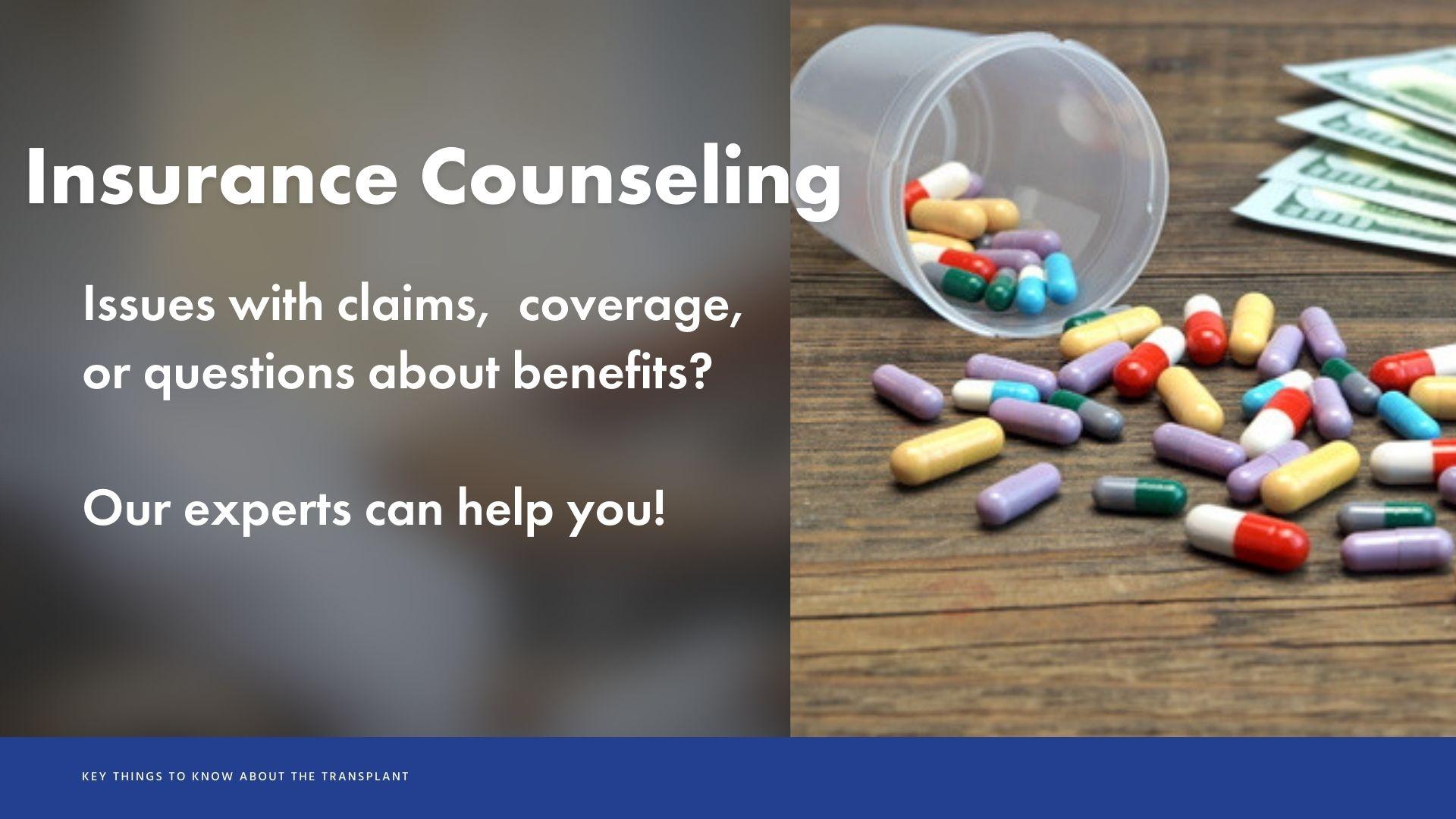insurance counseling