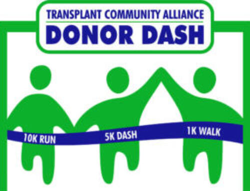 Donor Dash-Get Involved
