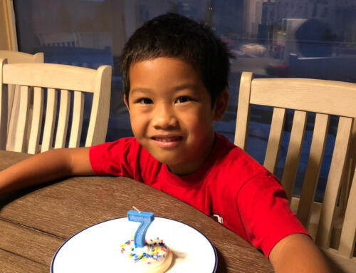 Collaboration of centers & persistence of family helps boy get new liver